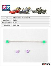 Mini 4wd 1.4mm HOLLOW PROPELLER SHAFT (FOR SUPER 1/TZ CHASSIS) Tamiya 15205 New
