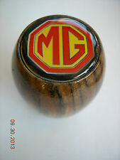 GEAR SHIFT KNOB WOOD MG MGA MGB MIDGET MGTD MGTC MGTF