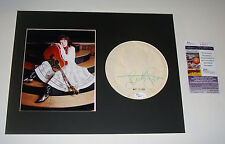 Loretta Lynn Signed Paper Plate Matted Dated from 1969 JSA CERT Free Ship