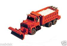 GHQ # 53017 Snowplow Dump Truck  N Scale MIB