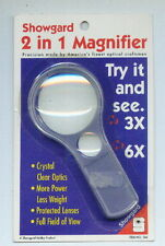 SHOWGARD 2 IN 1 MAGNIFIER