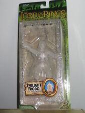 Señor de los Anillos Fotr Twilight Frodo Figura Toy Biz 2003
