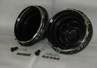 Pair of Land Rover Series, Defender 7inch Plastic Headlamp Bowls Wipac S5400