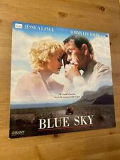 BLUE SKY - LASERDISC - 1994 - GOOD CONDITION !