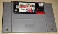 Wayne Gretzky NHLPA Hockey NHL All-Stars Super Nintendo SNES Original cartridge