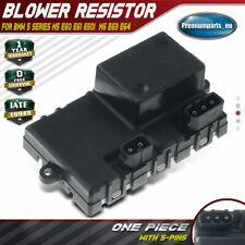 HVAC Blower Motor Resistor for BMW E60 E61 E63 E64 5/6-SERIES M5 M6 2004-2010