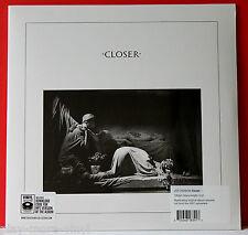 JOY DIVISION Closer LP vinyl 180g 2015 Factory/Warners NEW/SEALED  New order