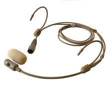 Omnidirectional Double earhook Headset Microphone Audio Technica HIGH QUALITY