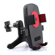 Universal Car Auto-Lock Mobile Phone Holder GPS PDA  360° Air Vent Mount Holder
