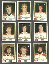 1979 Panini World Hockey 79, Team Canada, Set of 23, Mint