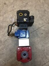 EL-O-Matic F20/21 Electro/Pneumatic Positioner W/ Actuator W/Ball Valve