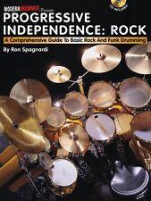 Progressive Independence: Rock A Comprehensive Guide to Basic Rock 006620148