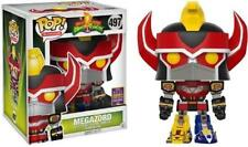 Funko Pop Television Power Rangers 497 Megazord SDCC 2017 Exclusive