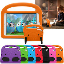 For iPad 2/3/4/5/6th Air Pro 9.7/ mini 7.9 Kids Shockproof Foam Stand Case Cover