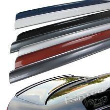 Painted For SAAB 9-5 I Sedan Trunk boot lip spoiler 06-09