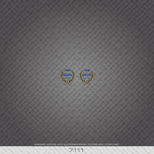 07111 Adesivi Forcella e bicicletta-Decalcomanie-Transfers