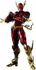 DC Play Arts Kai Variant The Flash Action Figure #04