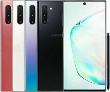 Samsung Galaxy Note 10 Unlocked SM-N970U 256GB GSM Smartphone A+