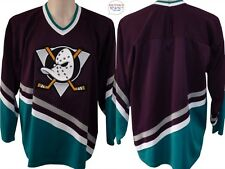 Maillot jersey de hockey sur glace NHL Anaheim  ducks MIGHTYDUCKSTaille XL