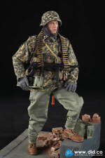 did action figure german baldric 1/6 12'' boxed hot toy ww11 dragon