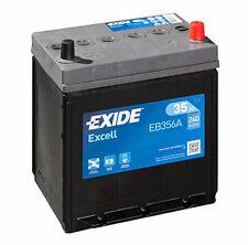 EXIDE Autobatterie Batterie 35Ah - EXCELL EB356A zzgl. 7,50€ Batteriepfand