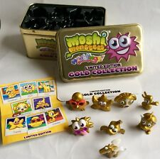 MOSHI MONSTERS - GOLD COLLECTION - LIMITED EDITON MOSHLINGS