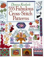 Donna Kooler's 555 Fabulous Cross-Stitch Patterns, Kooler, Donna,0806931833, Boo
