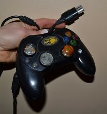 MadCatz Black Controller Microsoft Xbox Original System #4516