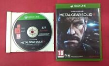 Metal Gear Solid V: Ground Zeroes - XBOX ONE - USADO - BUEN ESTADO