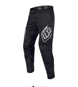 TROY LEE YOUTH Sprint Bicycle BMX/MTB Pants Black