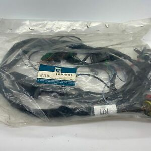 Vauxhall Vectra A Cavalier 1.6 Engine Cable Motor Wiring Loom Genuine 90356454
