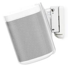 Flexson Swivel/Tilt Wall Mount for Sonos One/One SL & Play:1 Single White