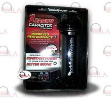 New listing Rfc1D Rockford Fosgate Hybrid 1 Farad Digital Amplifier Subwoofer Amp Capacitor