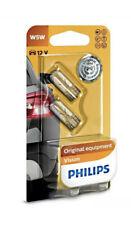 Philips W5W Vision 12V 12961B2 Innenbeleuchtung Standlicht Bremslicht Lampen
