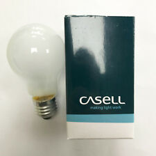 Casell 60w 12v ES/E27 Pearl Low Voltage gls  - Pack of Two