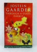 Through A Glass, Darkly by Jostein Gaarder original novel moving story used PB