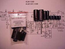 KORG M1 Netzteil Elko-Kit PSU caps power supply recapping recap kit