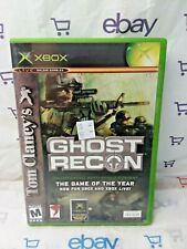 New listing Xbox Ghost Recon Microsoft Xbox Video Game FREE SHIPPING