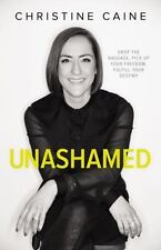 Unashamed by Christine Caine Hardcover Book Drop the Baggage NEW