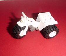 Lego (30187c01) Motorrad/Trike/Dreirad, in weiß aus 6332 6636 6426 7034 1256