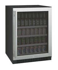 Allavino Vsbc24-Sl20 FlexCount Ii Stainless Steel Left Hinge Beverage Center