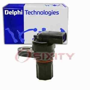 Delphi Rear ABS Wheel Speed Sensor for 1990-1997 Ford F-350 4.9L 5.8L 7.3L wm