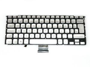 "Genuine Dell STUDIO XPS 14Z L412Z 15Z L512Z UK Keyboard "" £ "" key Backlit WXYWV"