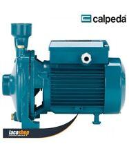 ELETTROPOMPA CALPEDA kW 1,1 HP 1,5 MONOFASE MONOBLOCCO A DUE GIRANTI NMDM 20/140