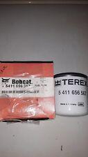 Bobcat fuel filter 5411656567 loaders excavators Terex JCB