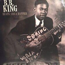 B.B. King - Beats Like a Hammer - Early & Rare Tracks - NEW SEALED VINYL! '49-56