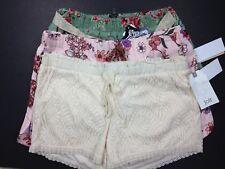 Jolt Angie Copper Key Shorts Lot New Women's Juniors Size Medium MSRP: $109.00