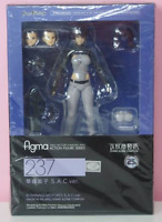 USED Max Factory Ghost in The Shell Stand Alone Complex Motoko Kusanagi Figma