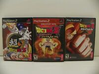 Dragonball Z Game Collection for PlayStation 2
