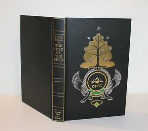 J.R.R .Tolkien, The Lord of The Rings, 5th Deluxe Edition 1976, Very Good